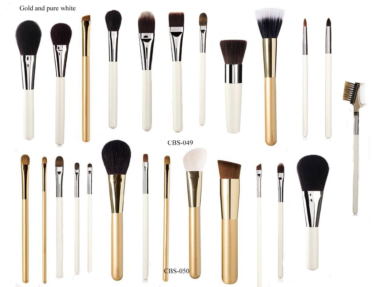 Cosmetic Brush Sets - OEM factory for Christmas toiletry cosmetic ...