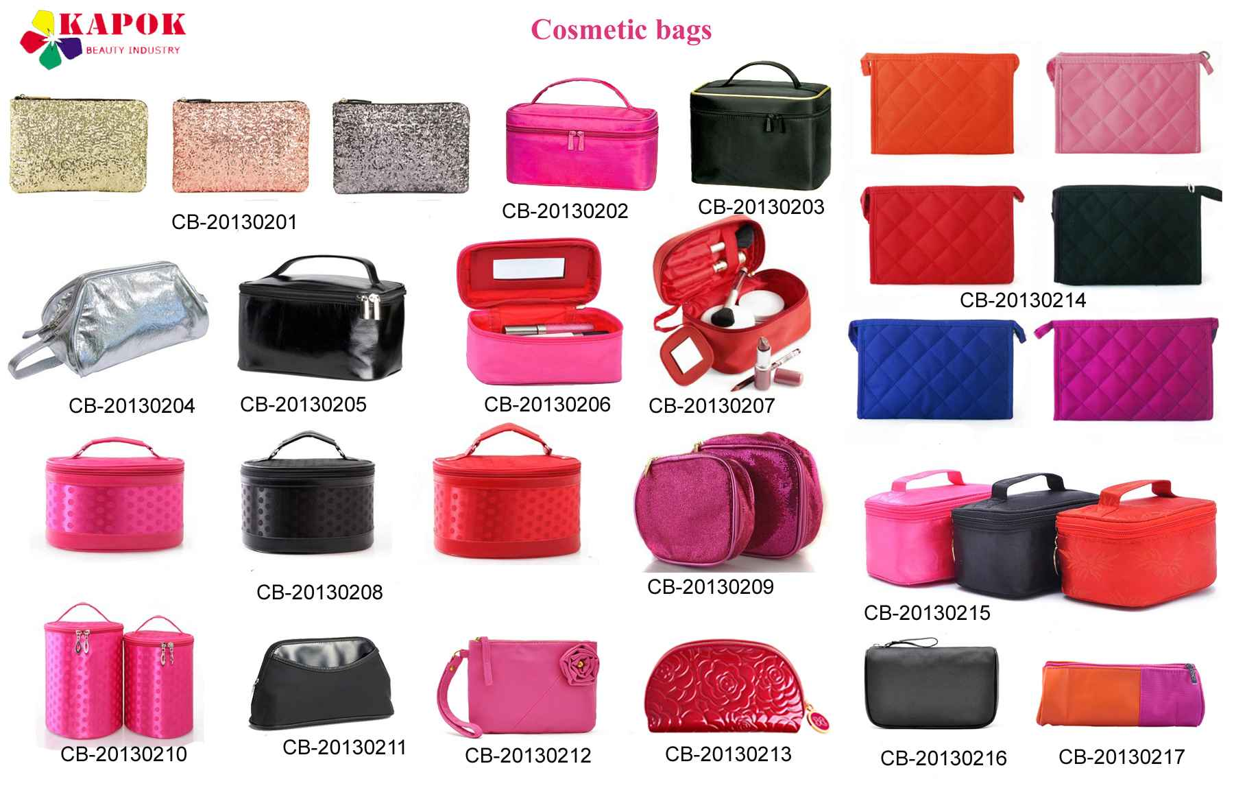 Cosmetic Bags Makeup